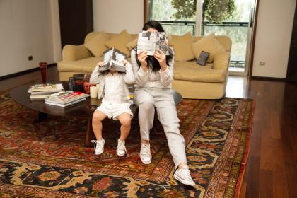 Digital Modern Family, 120%lino