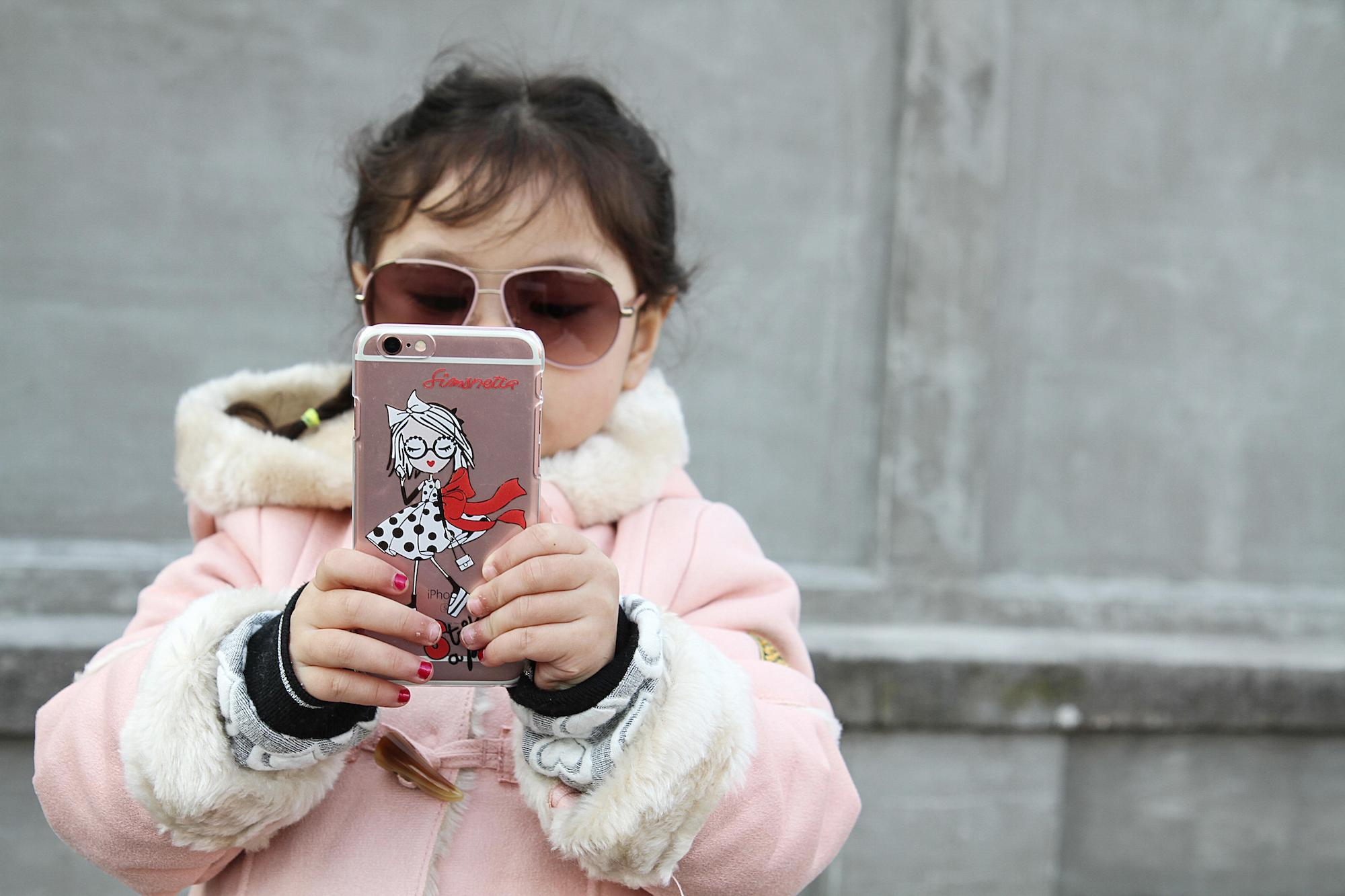 Digital Modern Family, Chicco