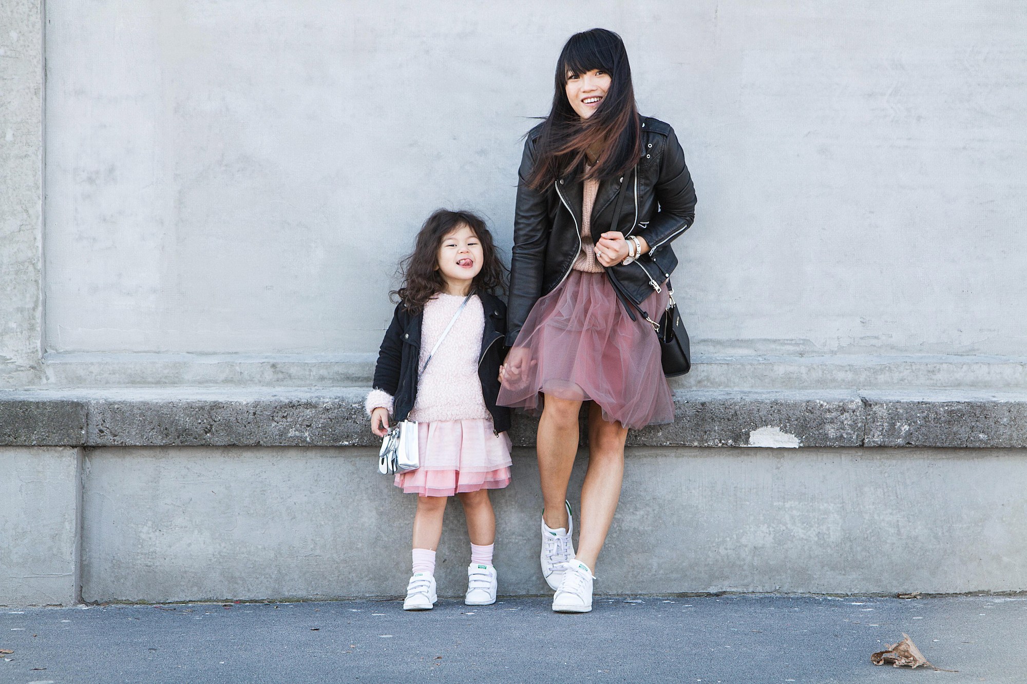 Digital Modern Family, Chloe Parodi, Haiyan Fu