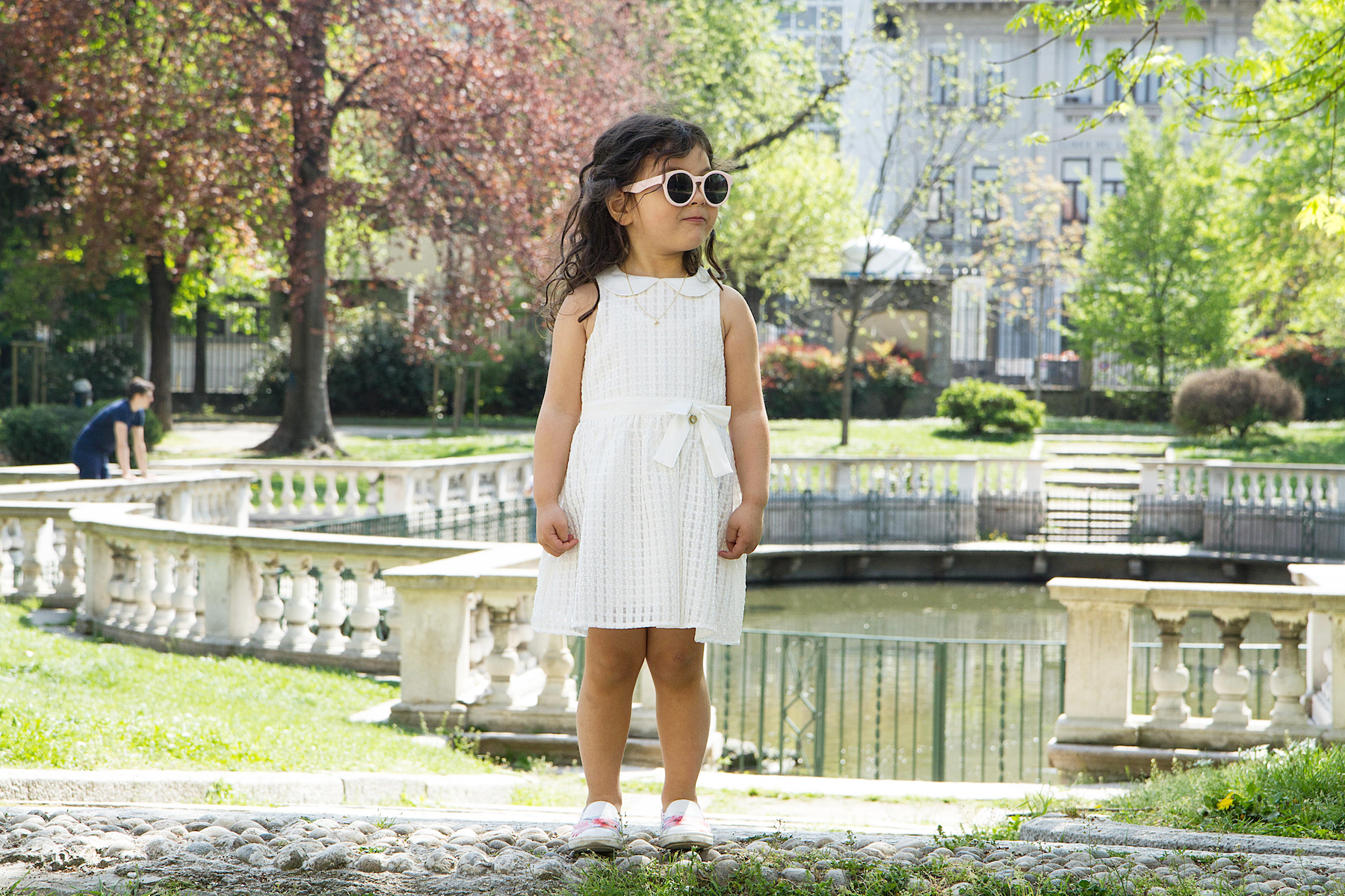 Digital Modern Family, Chloe Parodi, iDO
