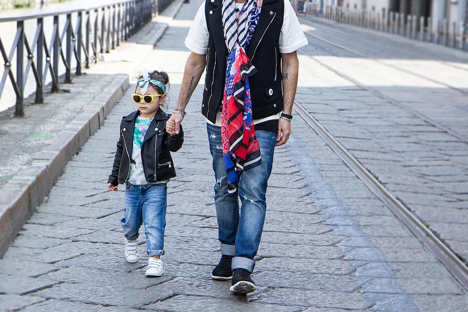 Digital Modern Family, Luciano Parodi, Chloe Parodi