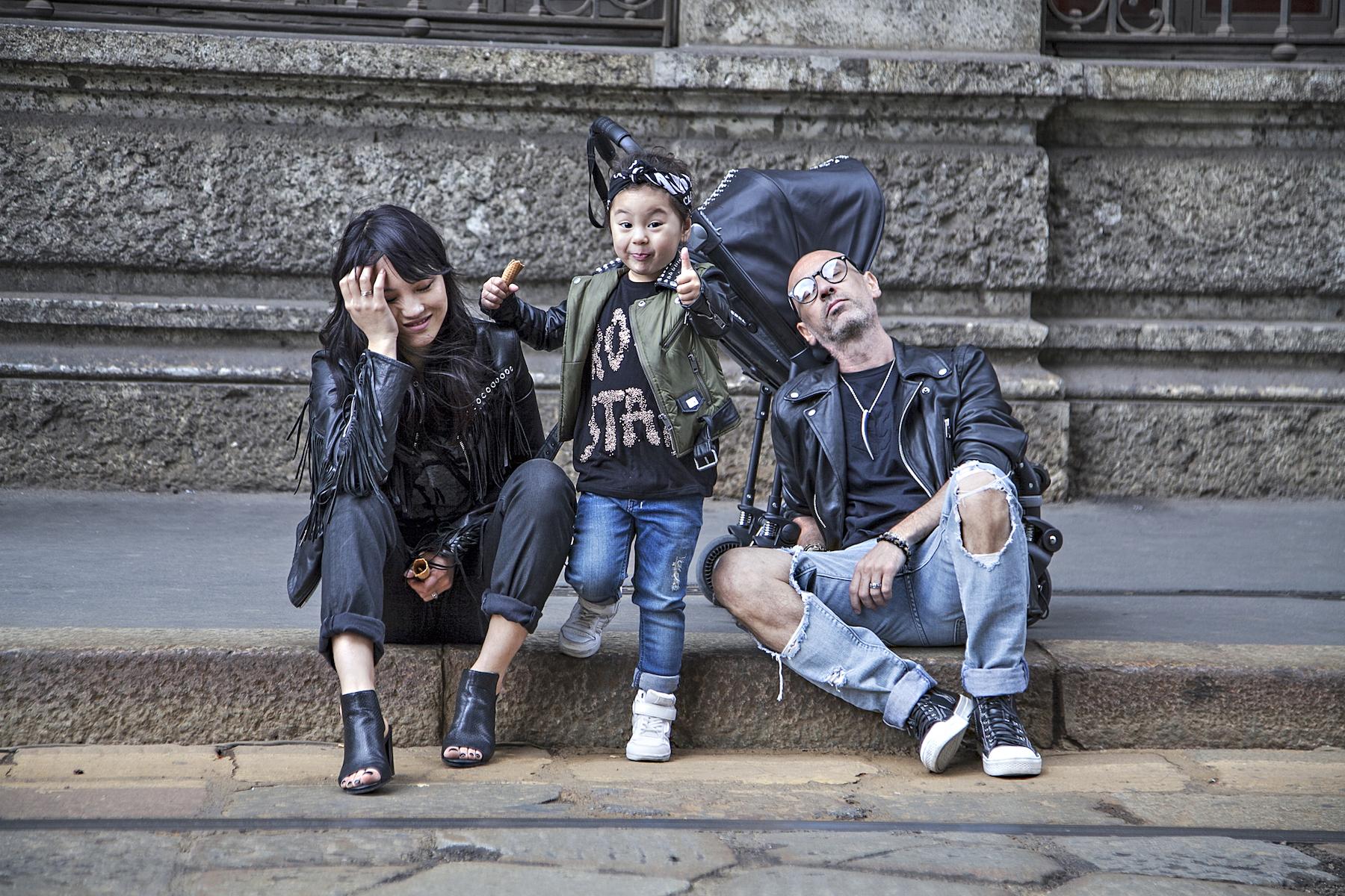 Digital Modern family, Diesel, Bugaboo (12 di 15)