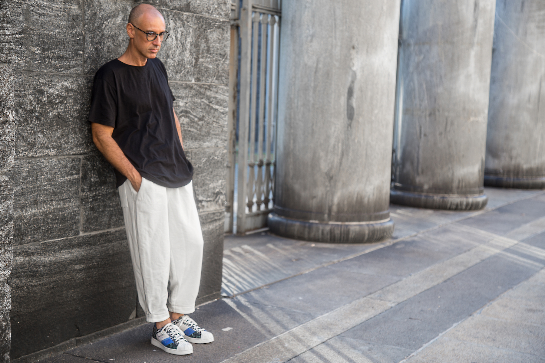 Digital Modern family, Luciano Parodi