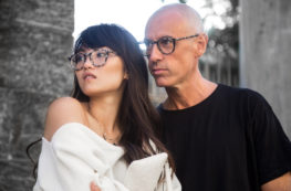 Digital Modern family, Luciano Parodi, Haiyan fu
