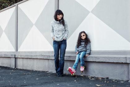 digital modern family, kiabi, chloe parodi, haiyan fu