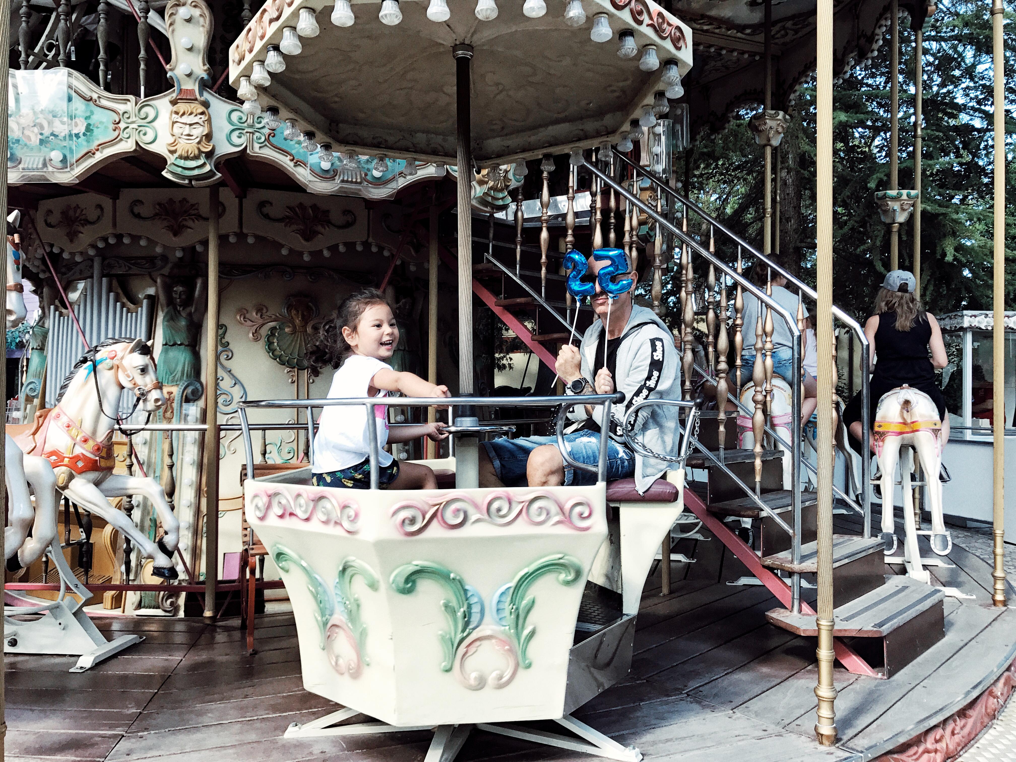 Carousel - Bimbopoli