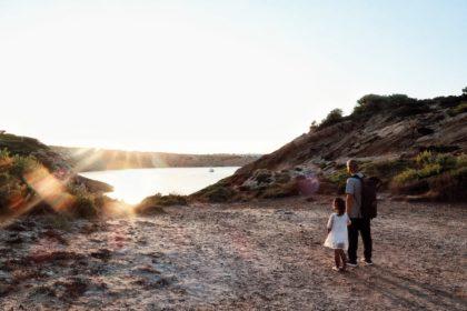 Digital Modern Family, Minorca, homeaway
