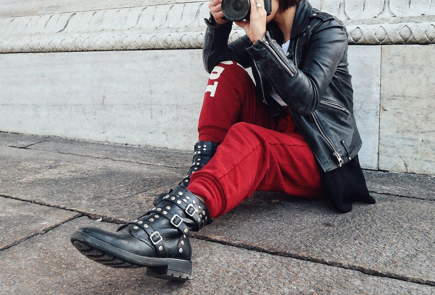 patrizia Shoes, Haiyan fu, digital modern family