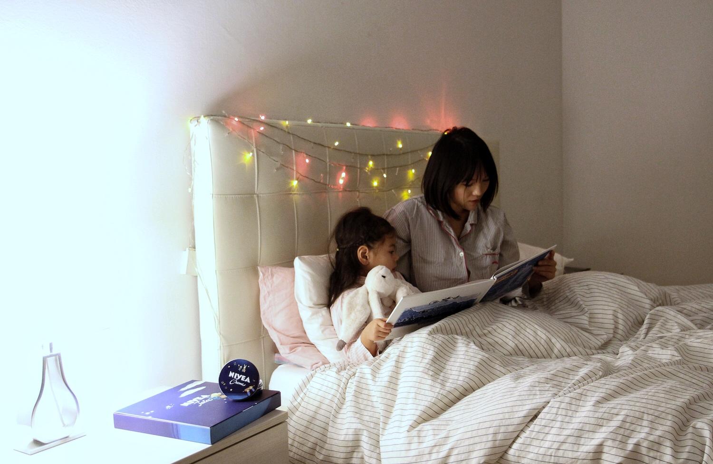 nivea cream, digital modern family